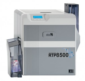 Gammacom RTP 8500 Plastic Card Printer